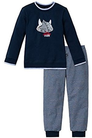 Boys Bathrobes - Schiesser Boy's Pyjama Set - - 4 years