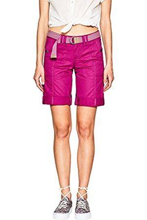 Women Shorts - Esprit Women's 037cc1c004 Short, (Dark 650)