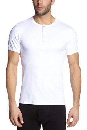 Men Short Sleeve - Schiesser Men's Short Sleeve Vest - - 7