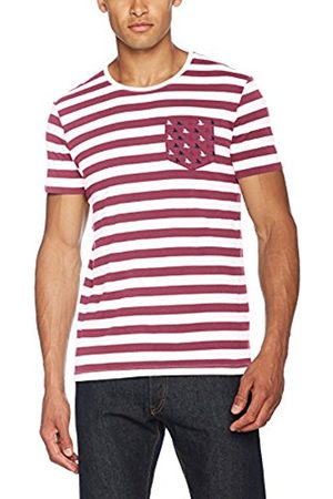 Men T-shirts - Esprit Men's 067cc2k051 T-Shirt