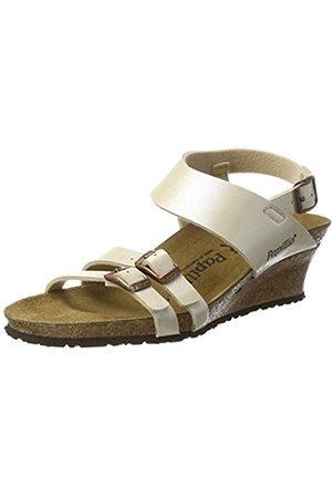 Women Sandals - Papillio Women's Ellen Birko-flor Ankle off- Size: 5.5-6