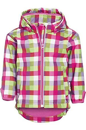 Girls Fleece Jackets - Playshoes Girl's Softshell with Fleece Lining Squared Jacket