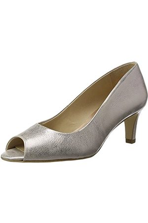 Women Heels - Van Dal Women Norton Open-Toe Heels