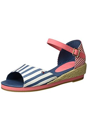 Sandals - Tommy Hilfiger K3285ristin 5c2, Unisex Kids' High-heeled sandals