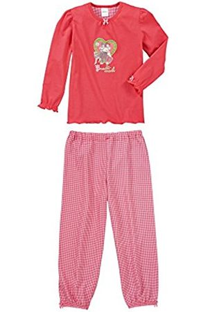 Girls Bathrobes - Schiesser Girl's Pyjama Set - - 8 Years