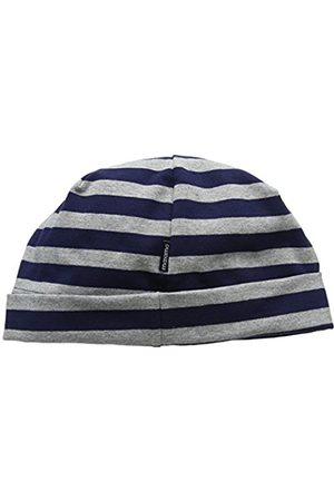 Boys Hats - maximo Boy's Mütze Mit Umschlagrand, Ringeljersey Hat