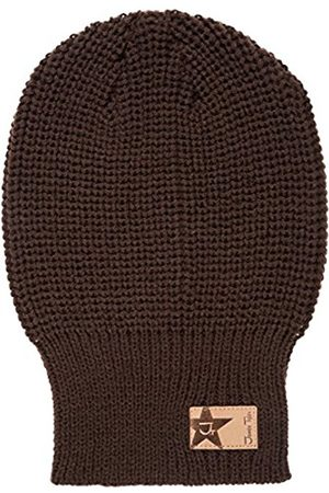 James Tyler Men's Knitted Beanie Classic Purl Rib Stitch