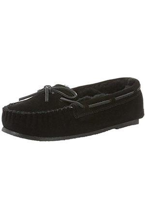 Women Slippers - ARA Women's Cosy Warm Lined Slippers Size: 7