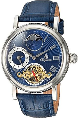 Burgmeister Men's Analogue Automatic Watch with Leather Strap BM226-133