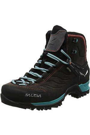 Women Trainers - Salewa Women's Ws Mtn Trainer Mid Gore-Tex High Rise Hiking Shoes