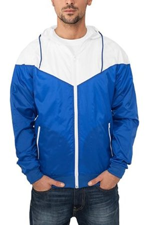 Men Jackets - Urban classics Men's Blouse Jacket - Multicoloured - Medium