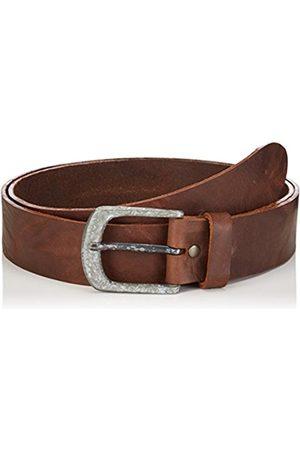 Belts - Werner Trachten Unisex Jeansgürtel Belt - brown - 95 cm