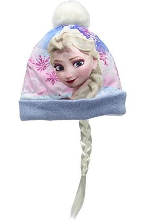 Girls Hats - Disney Girl's Frozen Ponytail Hat