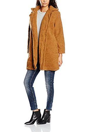 Boohoo Women's Moutique Louisa Teddy Fur Chuck on Jacket