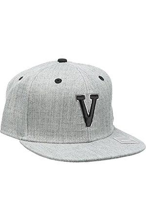 Boys Hats - MSTRDS Boy's Letter Snapback V Kids Cap, -Grau (V 1181,4637)