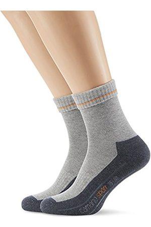Men Socks - Camano Men's 5942 Casual Socks - - 6/8