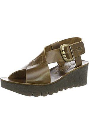 Women Sandals - Fly London Women's YILD880FLY Wedge Sandals