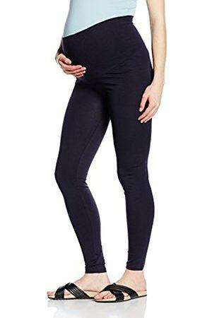 Women Leggings & Treggings - Noppies Women's Legging Otb Amsterdam Maternity Tights, -Blau (Dark C165)