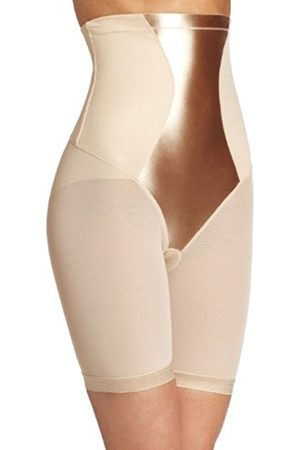 Women Bodies - Maidenform Easy Up Easy Down High Waist Thigh Slimmer Women's Body Shaper X-Large