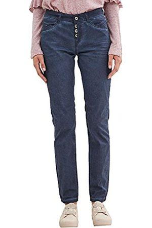 Women Trousers - Esprit Women's 997CC1B811 Trouser, (Navy)