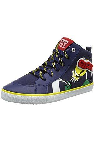 Geox Boys' JR Kiwi R Hi-Top Sneakers