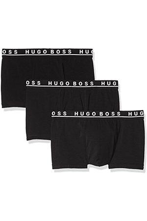 Men Boxer Shorts - HUGO BOSS BOSS Hugo Men's Trunk 3p Co/el Boxer Shorts