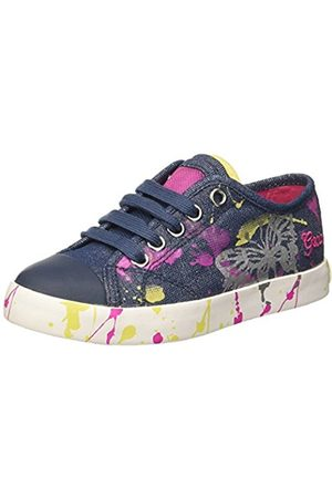 Girls Trainers - Geox JR CIAK GIRL D, Girls' Low-Top Sneakers