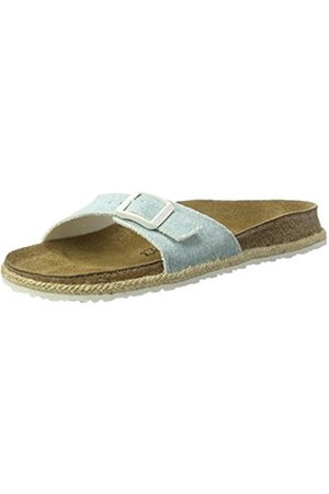 Women Sandals - Papillio Women's Madrid Birko-flor Mules Size: 5 UK