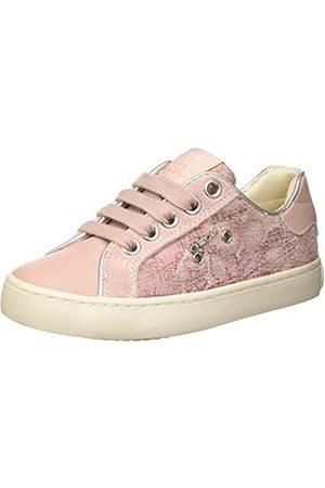 Girls Trainers - Geox Girls' Jr Kiwi G Low-Top Sneakers