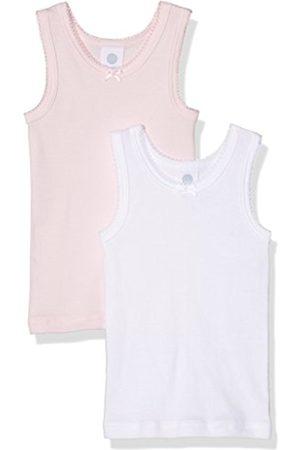 Girls Vests & T-shirts - Sanetta Girl's 333369 Undershirts