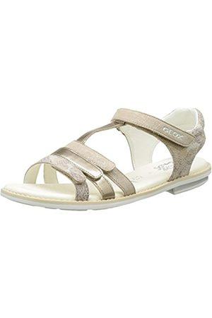 Girls Sandals - Geox Girls' JR Giglio A Wedge Heels Sandals