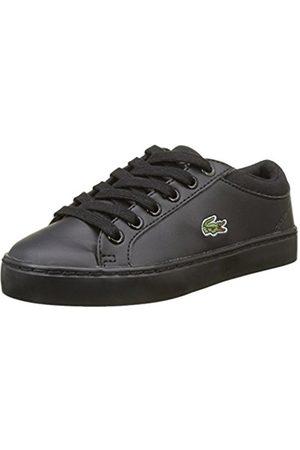 Shoes - Lacoste Sport STRAIGHTSET BL 1 SPC BLK, Unisex Kids' Low