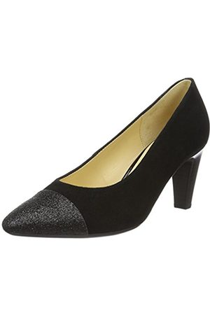 Women Heels - Gabor Shoes Women's Fashion Closed-Toe Pumps