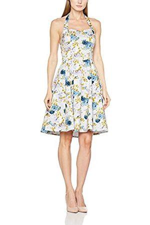 Women Printed Dresses - Joe Browns Women's Pastel Floral Vintage Dress
