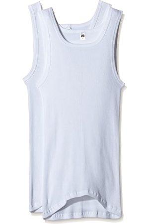 Men Vests & T-shirts - Trigema Men's Vest Weiß (weiss 001) XX-Large