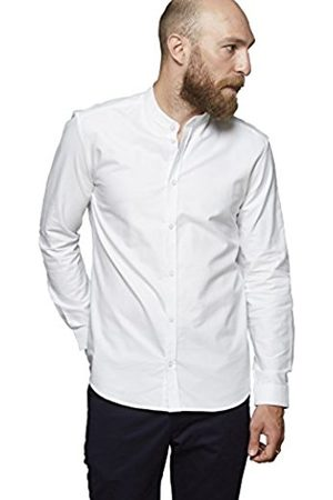 Men Casual - Suit Men's Noos Oxford-Mandarin-Q4190 Casual Shirt