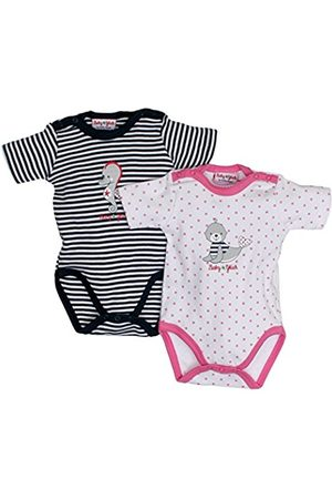 Rompers - SALT AND PEPPER Baby Girls' BG Body Set Bodysuit