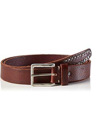 Men Belts - Jack & Jones Men's JJITONY LEATHER BELT NOOS Belt, (Mocha Bisque)
