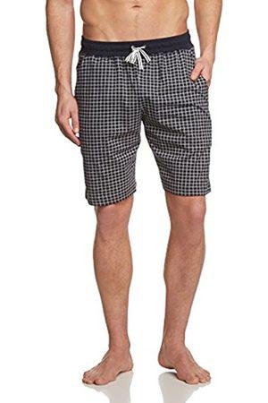 Men Pyjamas - Schiesser Men's Mix & Relax Bermuda146869 Pyjama Bottoms