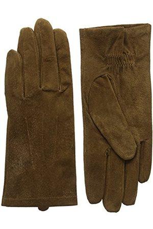 Women Gloves - Esprit Women's 116EA1R001 Gloves, (Rust )