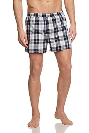 Men Pyjamas - Schiesser Men's Mix & Relax Boxershorts146867 Pyjama Bottoms
