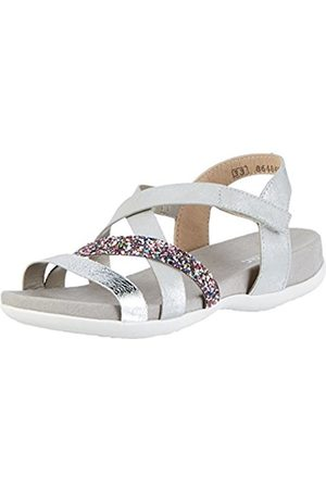 Girls Sandals - Rieker K2246, Girls' Wedge Heels Sandals