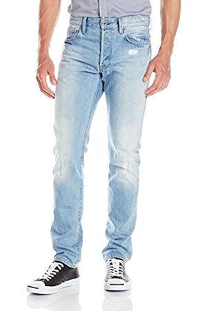 Men Tapered - G-Star Men's 3301 Wisk Denim Tapered Jeans