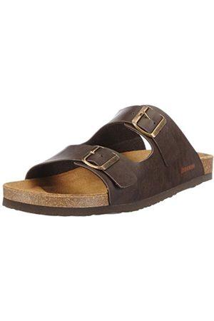 Men Sandals - Men's 600275 Mules Size: 7