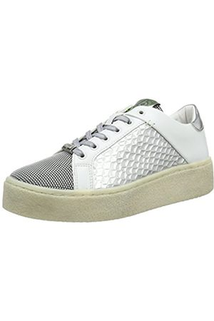 J7601pr6r, Womens Low-Top Sneakers Bugatti