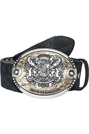 Men Belts - Stockerpoint Men's Gürtel GO-75 Belt, -Schwarz (Schwarz)