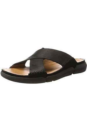 Men Sandals - Clarks Men's Trisand Cross Open Toe Sandals