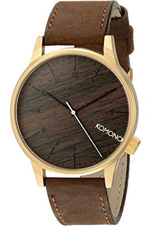 Komono Men's Analogue Quartz Watch with Polyurethane Strap - KOM-W2021