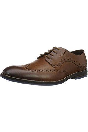 Men Brogues & Loafers - Clarks Men's Prangley Limit Brogues