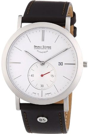 Bruno Soehnle Bruno Söhnle Men's Quartz Watch Ares II 17-13086-245 with Leather Strap